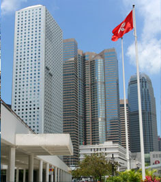 societe offshore Hong Kong